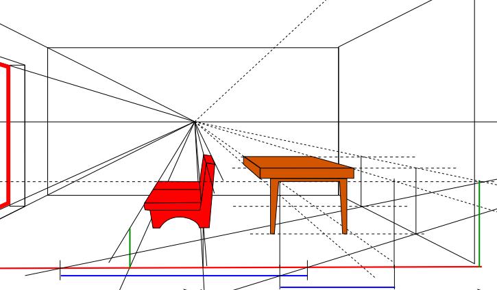 Disegnare una stanza for Progettare stanza