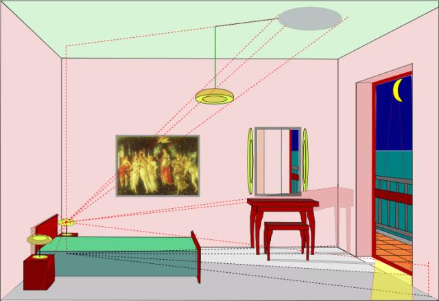 Disegnare da adulti questo semplice corso di disegno for Disegnare una stanza in 3d